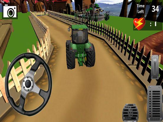 Tractor Farming Simulator Driving Pro screenshot 7