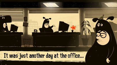 The Office Quest the Top new Game in Apple App Store