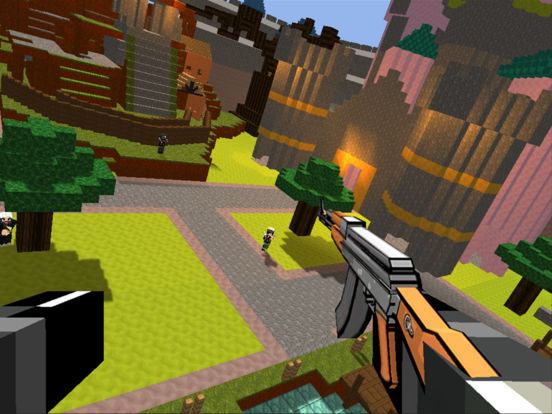 Sweet GunMan CrazyCraft Screenshots