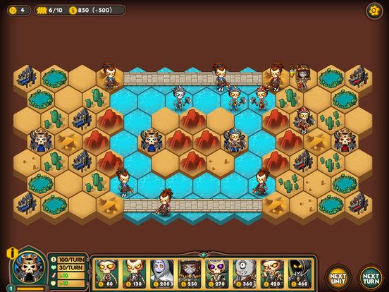 Скачать Легион войны - Пошаговая стратегия тактика