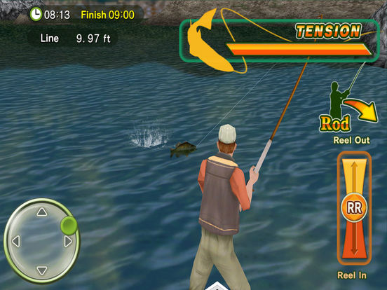 Fly Fishing 3D HD iPad Screenshot 4