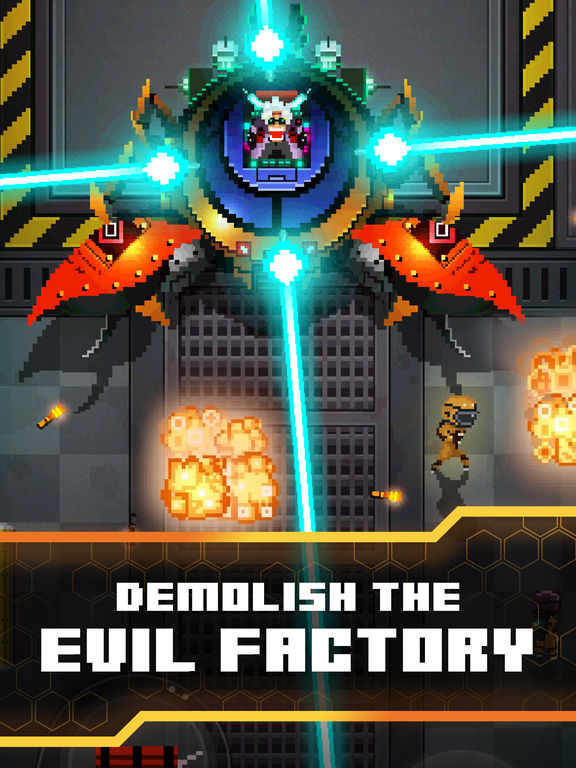 Evil Factory screenshot 10
