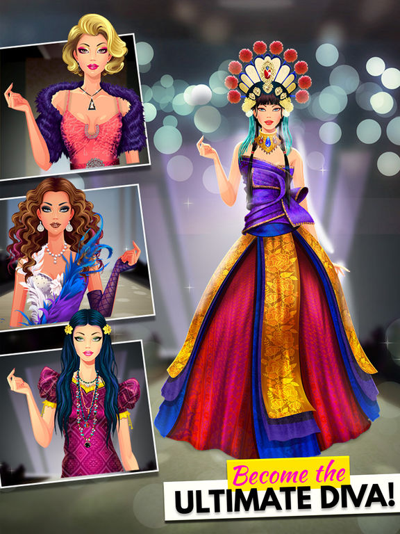 App Shopper Fashion Diva Games