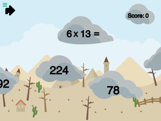 Multiplication Math screenshot 4