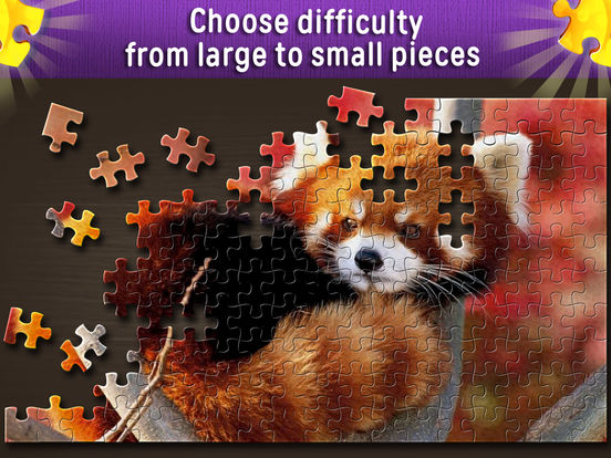 Jigsaw Puzzles World screenshot 6