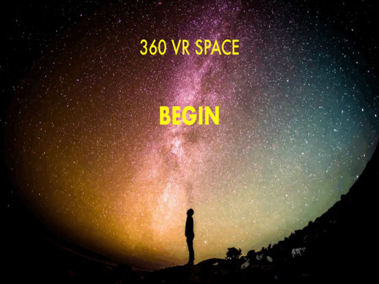 360 VR Space - Astronaut VR App Experience Screenshots