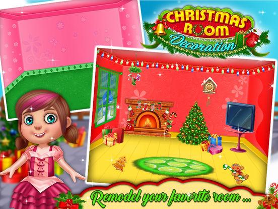 App shopper christmas room decoration free kids game for Xmas room decor games