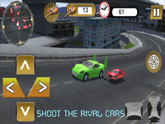 Flying Jet Cars: Extreme Supercars Robots screenshot 8