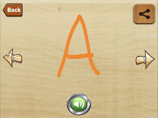 Kids ABC lite iPad Screenshot 1