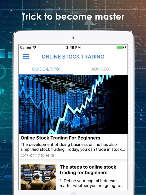 How we trade options book free