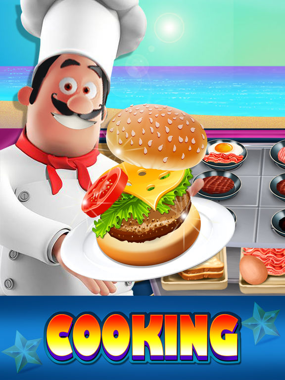 Crazy Kitchen Cooking Games Food Maker Kids Chef On The App Store