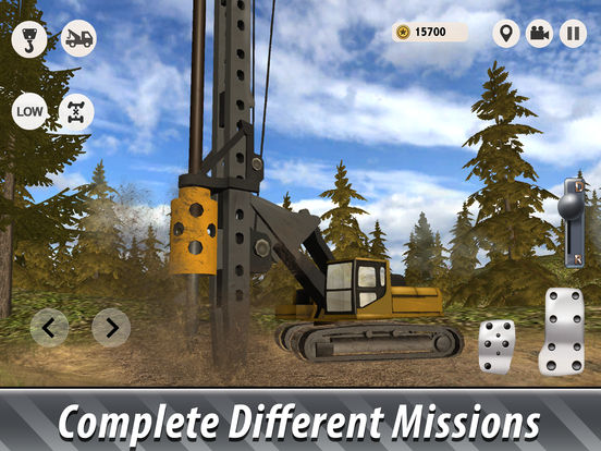 Offroad Construction Trucks Full screenshot 7