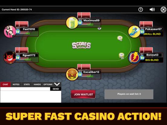 online real casino app
