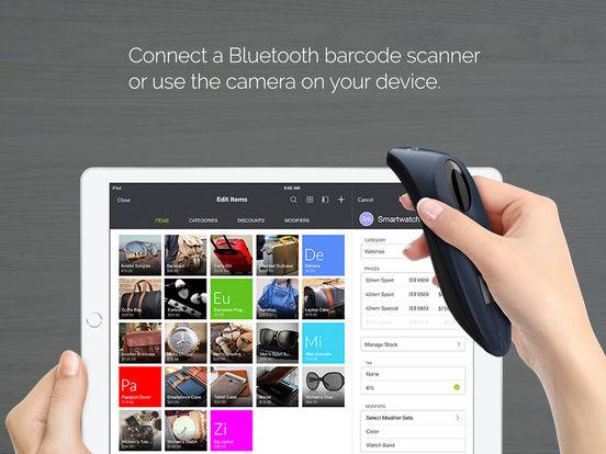 Phone Swipe – Credit Card Terminal iPad Screenshot 4