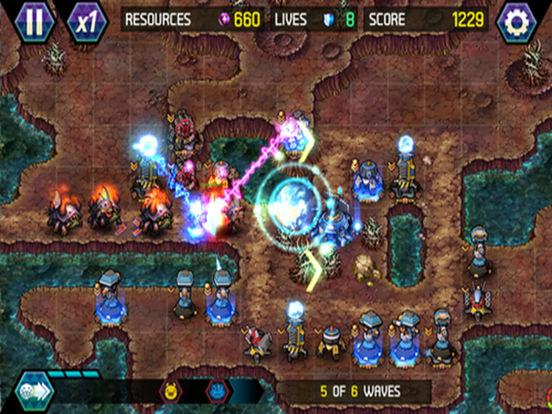 Скачать игру Tower Defense: Infinite War