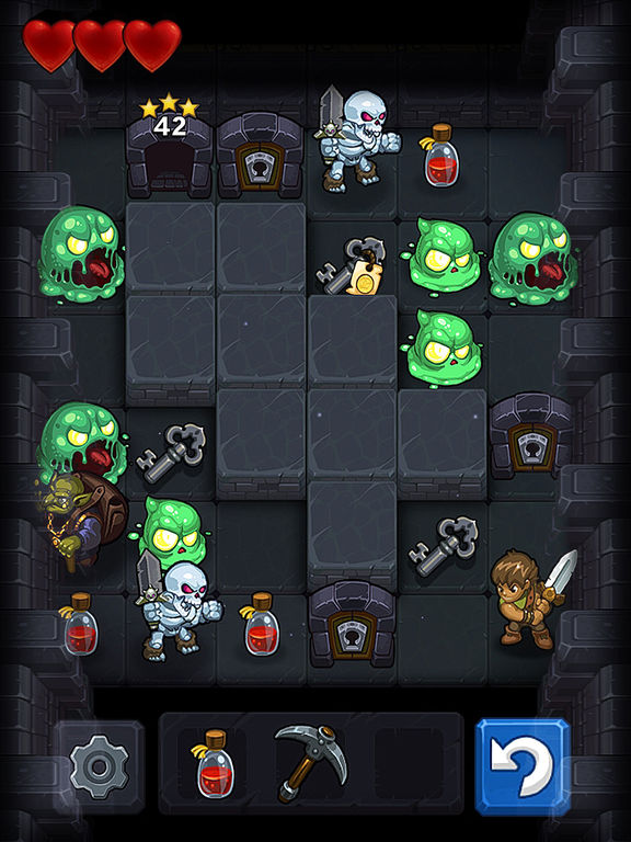 Maze Lord Screenshots