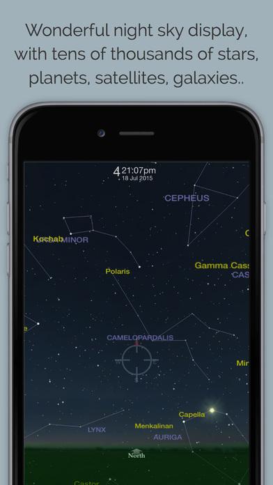 Pocket Universe Express iPhone Screenshot 1