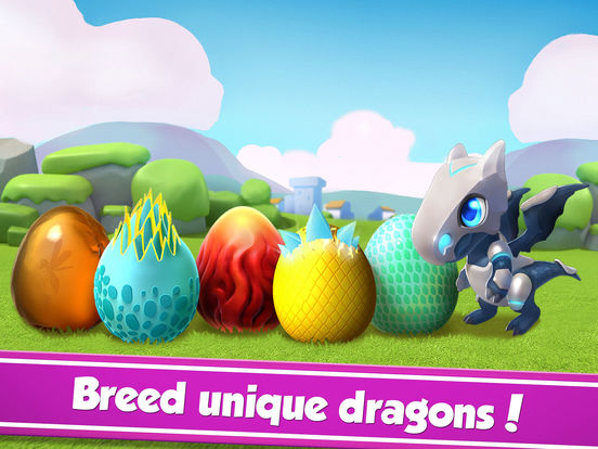 Dragon Mania Legends: Dragon Breeding Gamescreeshot 4