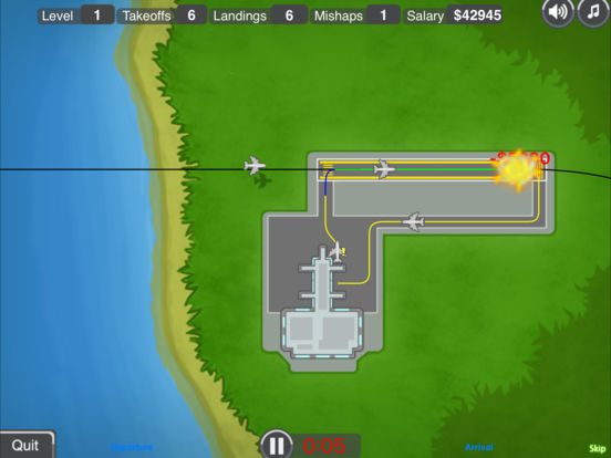 Airport Madness Mobile iPad Screenshot 5