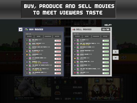 Empire TV Tycoon Screenshots