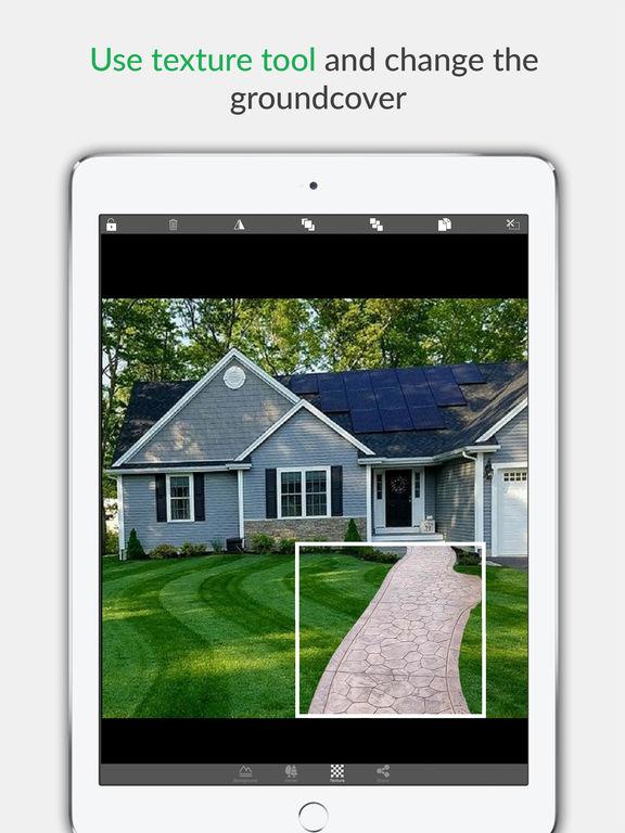 App shopper landscape design home decor flower garden for House and garden design apps