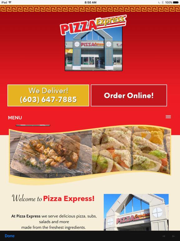 app shopper pizza express manchester food drink. Black Bedroom Furniture Sets. Home Design Ideas