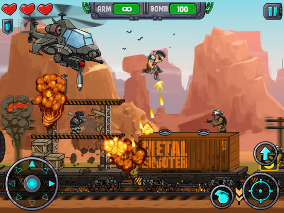 Metal Shooter screenshot 8
