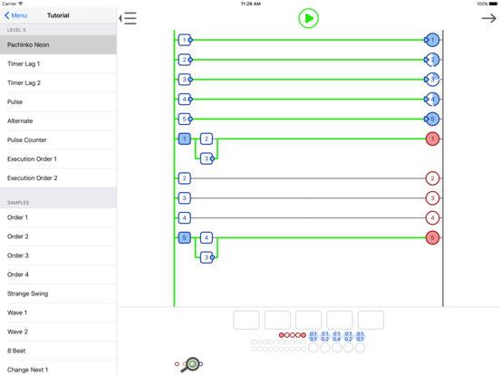 LadderTouch iPad Screenshot 1
