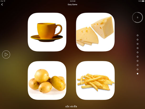 uTalk HD Vietnamese iPad Screenshot 4