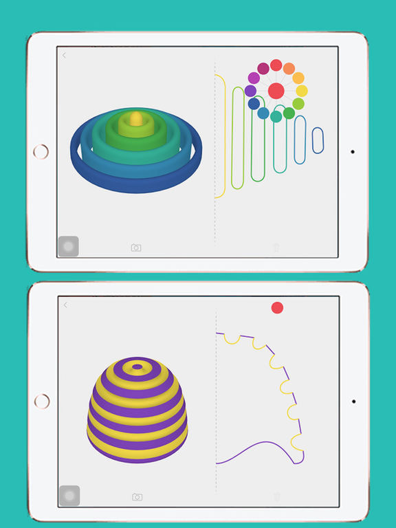 App Shopper Orbit 3d Revolved 3d Object Maker Business