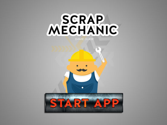 Game Guru - Scrap Mechanic Version iPad Screenshot 1