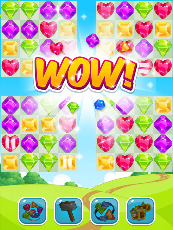 diamond jewels games