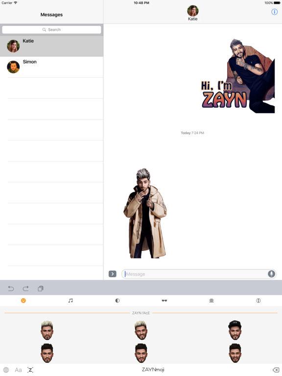ZAYNmoji screenshot 8