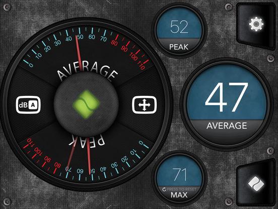 Decibel Meter Pro screenshot 7