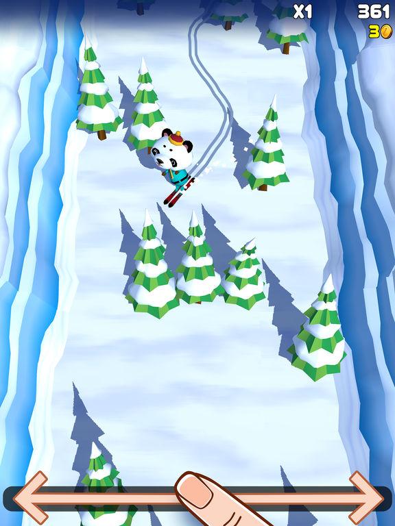 Ski Zoo на iPad