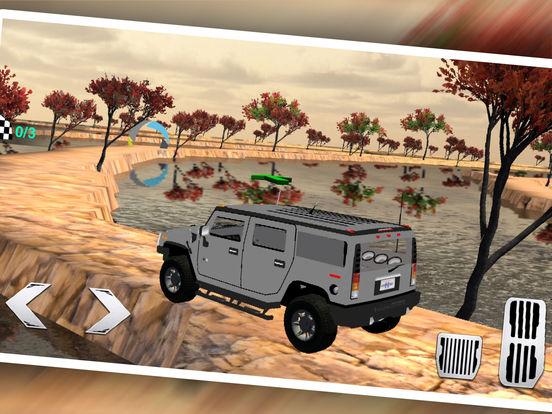 Uphill 4x4 Jeep Driving 3d screenshot 7