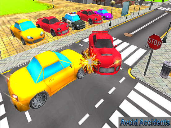 Cartonic Car Racing iPad Screenshot 4