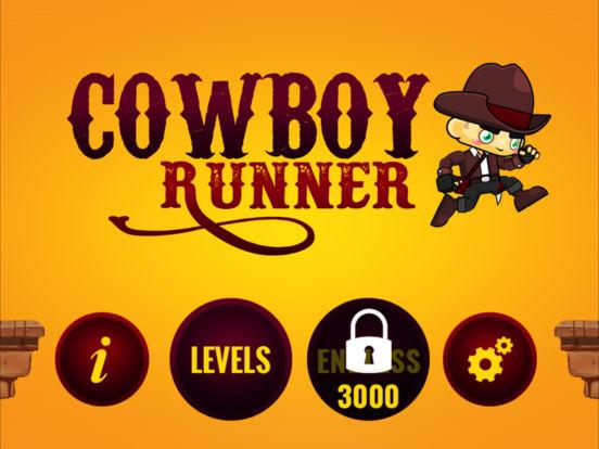 Cowboy Runner : Western Journey screenshot 5
