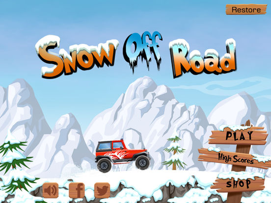 Snow Off Road Screenshots