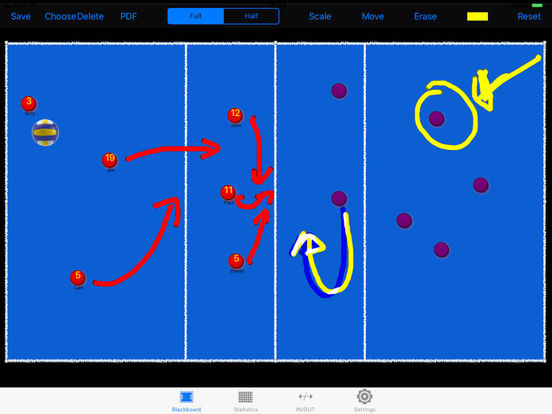 SportCoach iPad Screenshot 2