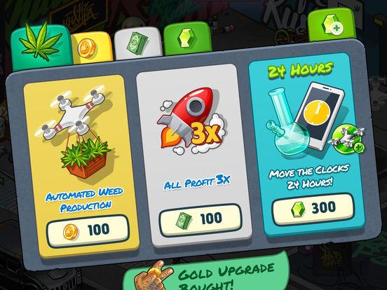 Screenshot #4 for Wiz Khalifa's Weed Farm