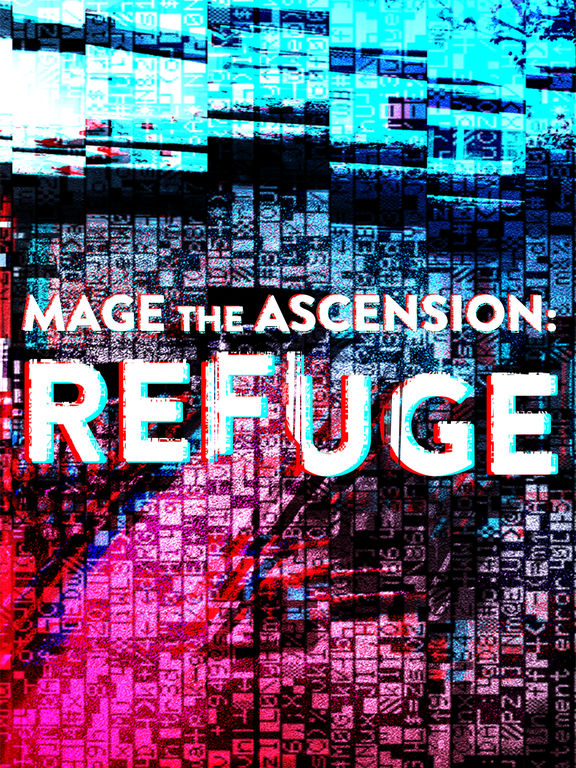 Screenshot #1 for Mage the Ascension: Refuge
