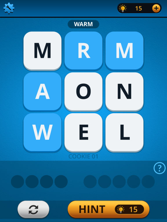 WordMega - Word Puzzle Game screenshot 6