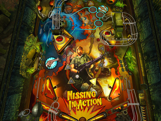 War Pinball HD Screenshots