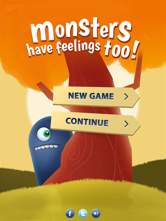 Monsters have feelings too! Screenshots