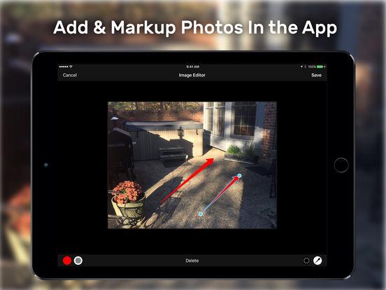 Tap Inspect iPad Screenshot 3