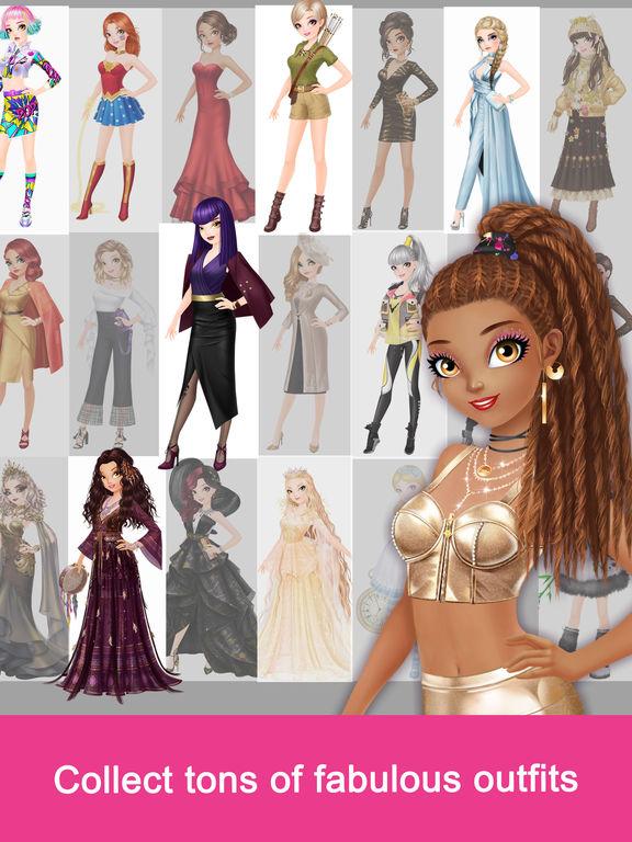 Fashion Fantasy - Dressup and Travel the Worldscreeshot 5