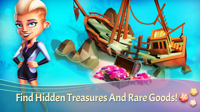 FarmVille: Tropic Escape screenshot 4