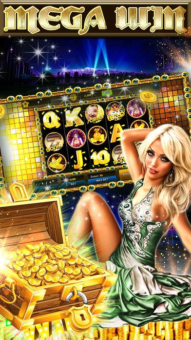 Screenshot 1 Gold Vegas Slot Machines – Golden 7's Jackpot Hour