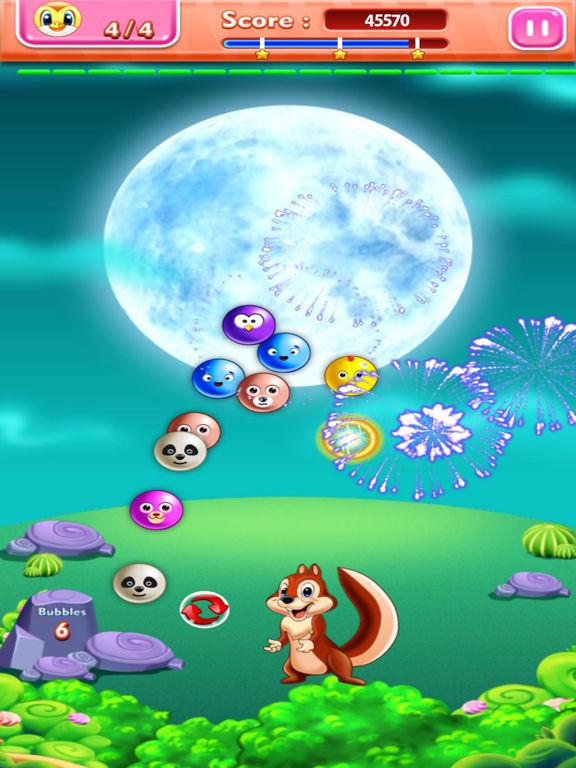 Pet Bubble Shooter 2017 - Puzzle Match Game на iPad
